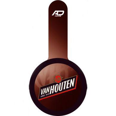 Van Houten Hot Chocolate Vending