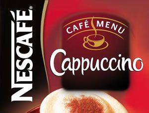 Nescafé Cappuccino Vending