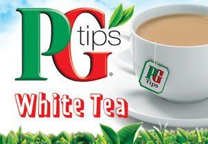 PG Tagged Tea White Vending
