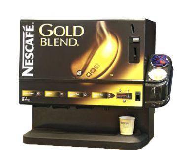 Minicup Flex Coffee Vending Machine