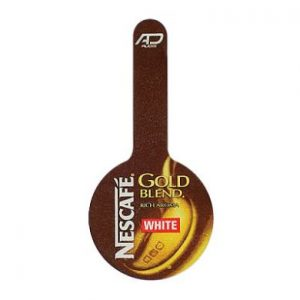 Nescafe' Gold Blend Decaffeinated White
